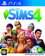 The Sims 4 (РУС) (PS4)