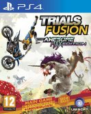 Trials Fusion MAX Edition (Season Pass+DLC Единорог и Коты) (РУС) (PS4)