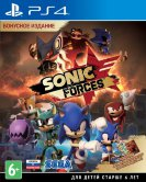 Sonic Forces (РУС) (PS4) Б/У