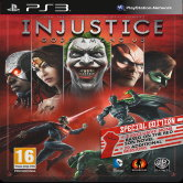 Injustice: Gods Among Us.  (РУС) (PS3) б/у