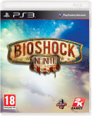 BIOSHOCK INFINITE (PS3) б/у