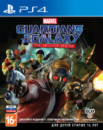 Telltale's Guardians of the Galaxy (РУС) (PS4)