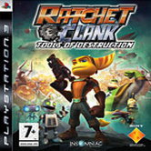 Ratchet & Clank: Tools of Destruction (PS3) б/у