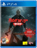 Friday the 13 The Game (PS4)