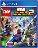 LEGO Marvel Super Heroes 2 (РУС) (PS4)