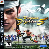 Virtua Fighter 5 (PS3) б/у