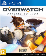 Overwatch: Origins Edition (РУС) (PS4)