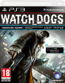 Watch Dogs (РУС) (PS3) б/у