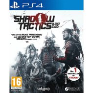 Shadow Tactics: Blades of the Shogun (РУС) (PS4)