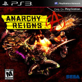 Anarchy Reigns (PS3) б/у