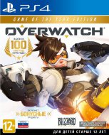 Overwatch. Game of the Year Edition (РУС)(PS4)