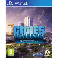 Cities: Skylines (РУС) (PS4)