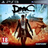 DMC DEVIL MAY CRY (РУС) (PS3) б/у