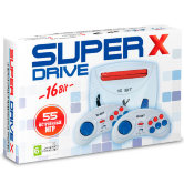 Sega Super Drive X (55-in-1)