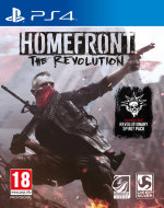 Homefront: The Revolution (РУС) (PS4)