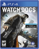 Watch Dogs  (РУС)(PS4) б/у