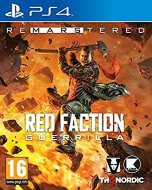 Red Faction Guerrilla. Re-Mars-tered (РУС)(PS4)