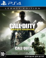 Call of Duty: Infinite Warfare. Legacy Edition (РУС)(PS4)