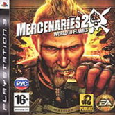 Mercenaries 2: World in Flames (РУС) (PS3) б/у