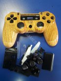 КОРПУС + КНОПКИ ДЛЯ DUALSHOCK 4 WOOD (под дерево) (PS4)