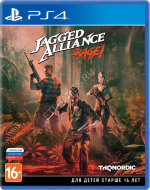 Jagged Alliance: Rage! (РУС)(PS4)